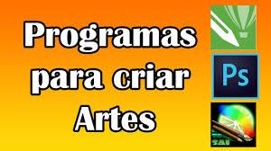 Design Grafico Programas 3 Programas Essenciais Que Ultilizo Para Criar Artes Graficas Caricaturas