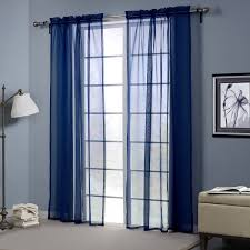 Sheer Bedroom Curtains Sheer Curtain Fabric With Scenery