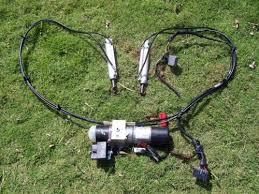 17 best ideas about chrysler pt cruiser pt cruise 05 08 chrysler pt cruiser convertible top hydraulic motor pump w jack lines