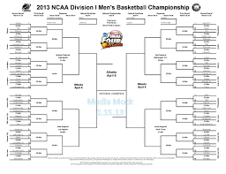 Ncaa Tournament Bracket Latest News Images And Photos Crypticimages