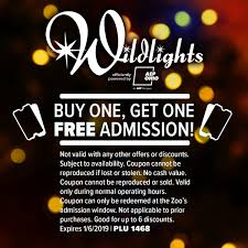 Columbus Zoo Lights Ticket Prices Home Wildlights Bogo Discount For Aep Ohio Customers