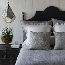 velvet pillow shams.  Pillow Bella Notte Linens Adele Pillow Shams With Silk Velvet Piping For