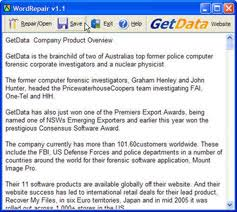 Microsoft Work Free Repair Microsoft Word Documents Easily Repair Corrupt
