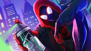 341307 Spider Man, Miles Morales ...
