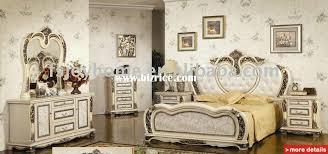 Mdf Bedroom Furniture Set Decoration