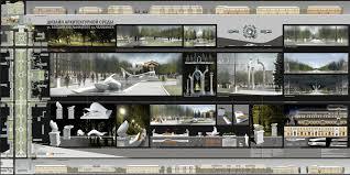 мастерская А Б дизайн архитектурной среды ул Б Хмельницкого в  дипломный проект 2009 пояснительная записка doc
