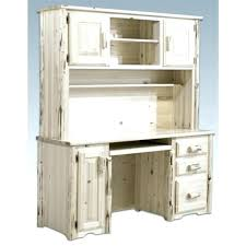 white wood office furniture. Home Office Desk White Wood Chairs Furniture Distressed With Hutch A