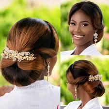 Coiffure De Mariage Africaine Coiffure Femme Pour Android