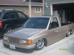 dimebagged 1994 Chevrolet S10 Blazer Specs, Photos, Modification ...