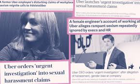 the pool news views uber has a major sexual harassment problem