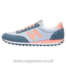 new balance 410 womens. women - new balance 410 casual shoes blue/coral g9l9856703 womens w