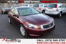 used 2010 honda accord sdn in paterson new jersey xcell motors llc paterson