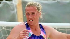 Trans footballer Hannah Mouncey ...