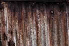 rusted corrugated metal rust rusty steel texture hq photo