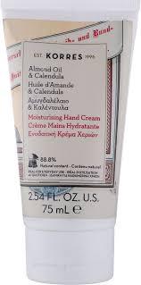 <b>Korres Крем</b> для рук, <b>увлажняющий</b>, с маслом миндаля и ...