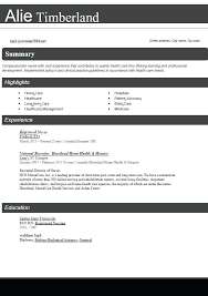 Resume Format 2016 Great Resume Formats Great Resume Samples Best