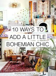 bohemian style living room.  Living Bohemian  In Bohemian Style Living Room
