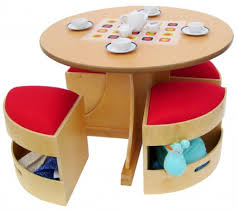 furniture kids play table with storage for modern furniture kids kids round table