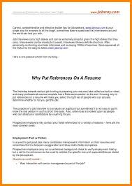 9 How To Write References On A Resume Paige Sivierart