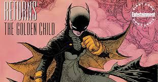 Frank Miller talks <b>The Dark Knight</b> Returns: The Golden Child | EW ...