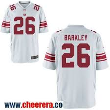 Jersey York New 26 Giants Barkley Saquon