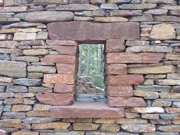 dry stack stone walls retaining walls