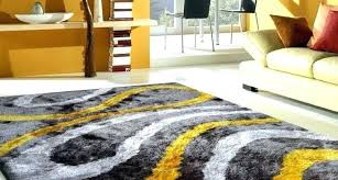 yellow area rug canada 5x7 gray and target