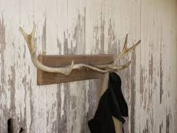 Unique Coat Racks Wall Mounted Wooden And Rustic Coat Rack Hooks Wall Mounted Regtangle Solid 85