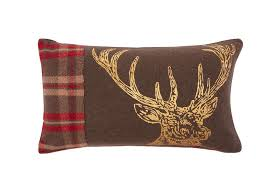 24 inch throw pillows. Delighful Inch Gilt Moose 14 Inch X 24 Decorative Pillow For Throw Pillows A