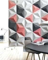acoustic panel suspended felt acoustics panels interior design wall tiles soundproofing