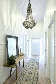 hallway chandelier hallway chandelier the chandelier elongated size large colour grey large hallway chandeliers