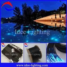 fiber optic lighting pool. mitsubishi fiber optic led pool light with remote control dmx waterproof box lighting a