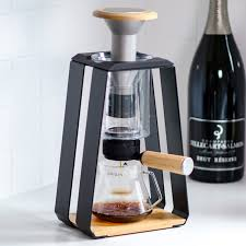 Trinity zero is a coffee press, creating a stronger coffee, in a shorter time. Trinity One Black Edition Trinity Coffee Co Touch Of Modern