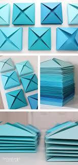 3d paper wall art on 3d paper wall art tutorial with 3d paper wall art diy pinterest paper walls 3d paper and 3d