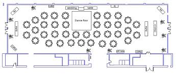 plan wedding reception wedding reception layout planner rome fontanacountryinn com