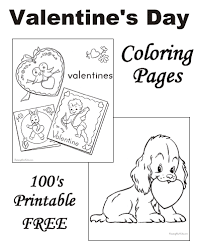 Kids who print and color sheets and pictures, generally acquire and use. Valentines Card Coloring Pages