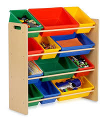 Primary Colors Kids Storage Organizer Free Shipping Today