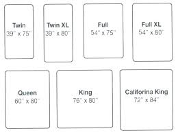 mattress sizes double. Double Bed Width Small Dimensions Order Mattress Sizes Chart King Online Beds Of In