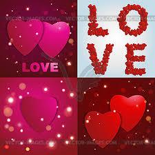 Святого Валентина Реферат сердца Любовь векторный графический  День Святого Валентина Реферат сердца Любовь векторный графический клипарт