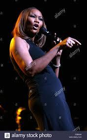 Gospel singer Yolanda Adams performing at the 30th Year ...