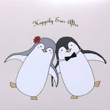 cute penguins in love. Delighful Love Penguin Love Illustration Print Cute By Mikaart On Etsy 899 Inside Penguins In E