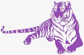 chinese tiger clipart. Wonderful Chinese Purple Chinese Wind Tiger Decorative Patterns Chinese Clipart Tiger  Purple PNG Image On Clipart I