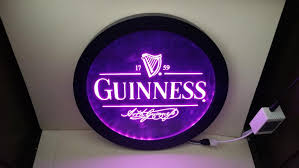 b91 guinness vine logos man cave rgb led multicolor wireless control beer bar pub club neon light sign special gift gift gifts gift men gifts sign