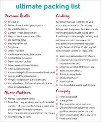 baby room checklist. Flashpacker Family Vacation Checklist Baby Room