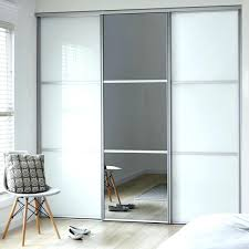 extraordinary bedroom sliding doors classic 2 soft white 1 mirror sliding wardrobe doors made to measure extraordinary bedroom sliding doors