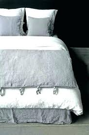 belgian linen duvet cover sheets bed best west elm reviews
