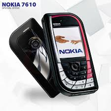 nokia 7610. nokia 7610 - retro cellular phone factory unlocked (whiteblack). | ebay