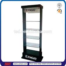 Salon Retail Display Stands Salon Retail Display Shelves Supermarket Shampoo Floor Display 2