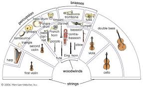 Orchestra Seating Chart The Flutist Music Classroom
