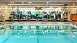 indoor gym pool. Natural Light And An Expansive Glass Enclosure Enhance Our StayFitTM Gym Indoor Pool 5
